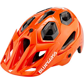 bluegrass Golden Eyes Helmet orange